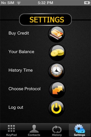 iPhone VOIP Apps | ZoiTek | Web, iPhone, Android Application Development